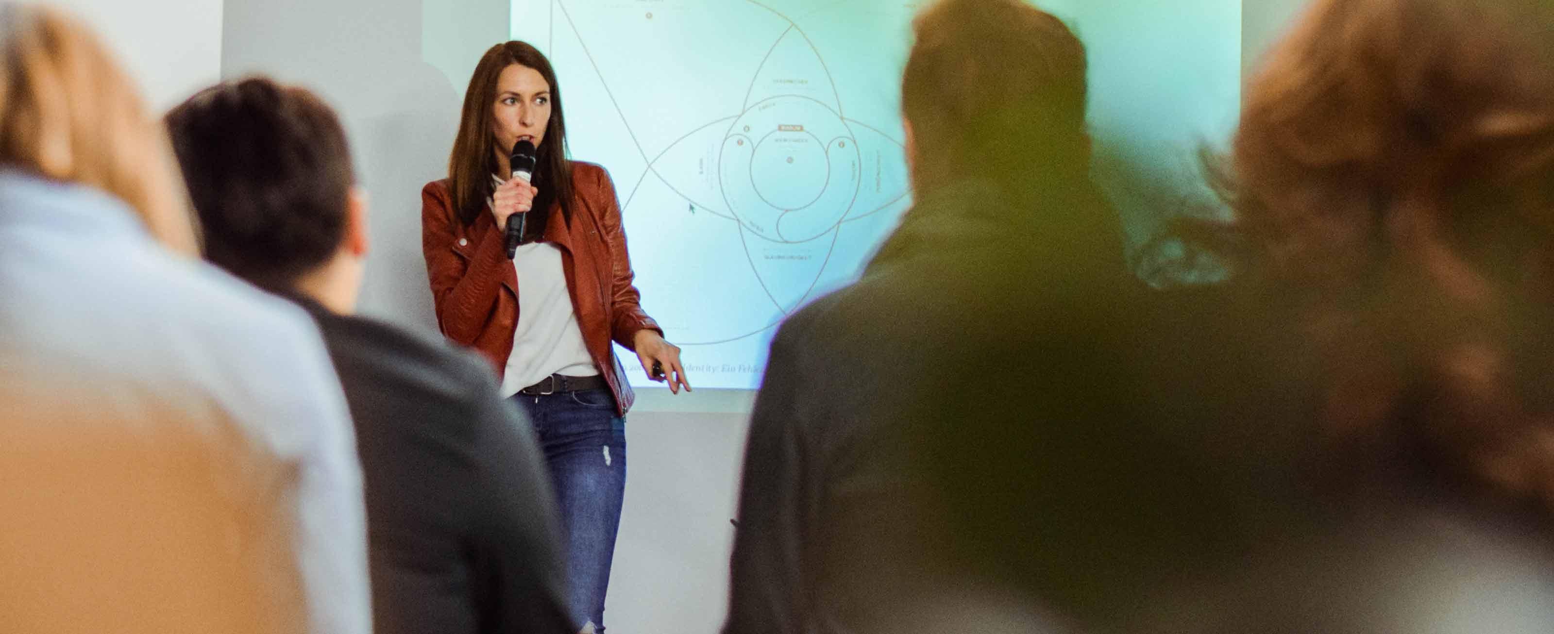 Branding-Vortrag Isabell Schäfer